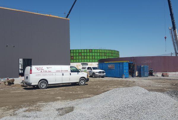 Biométhane CH4 biogaz
